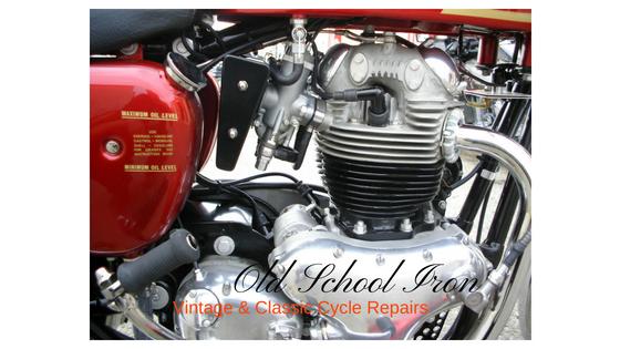 1985 xv 1000 virago – Old School Iron